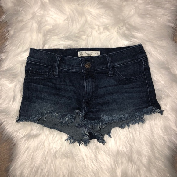 Abercrombie & Fitch Pants - Abercrombie Denim Shorts